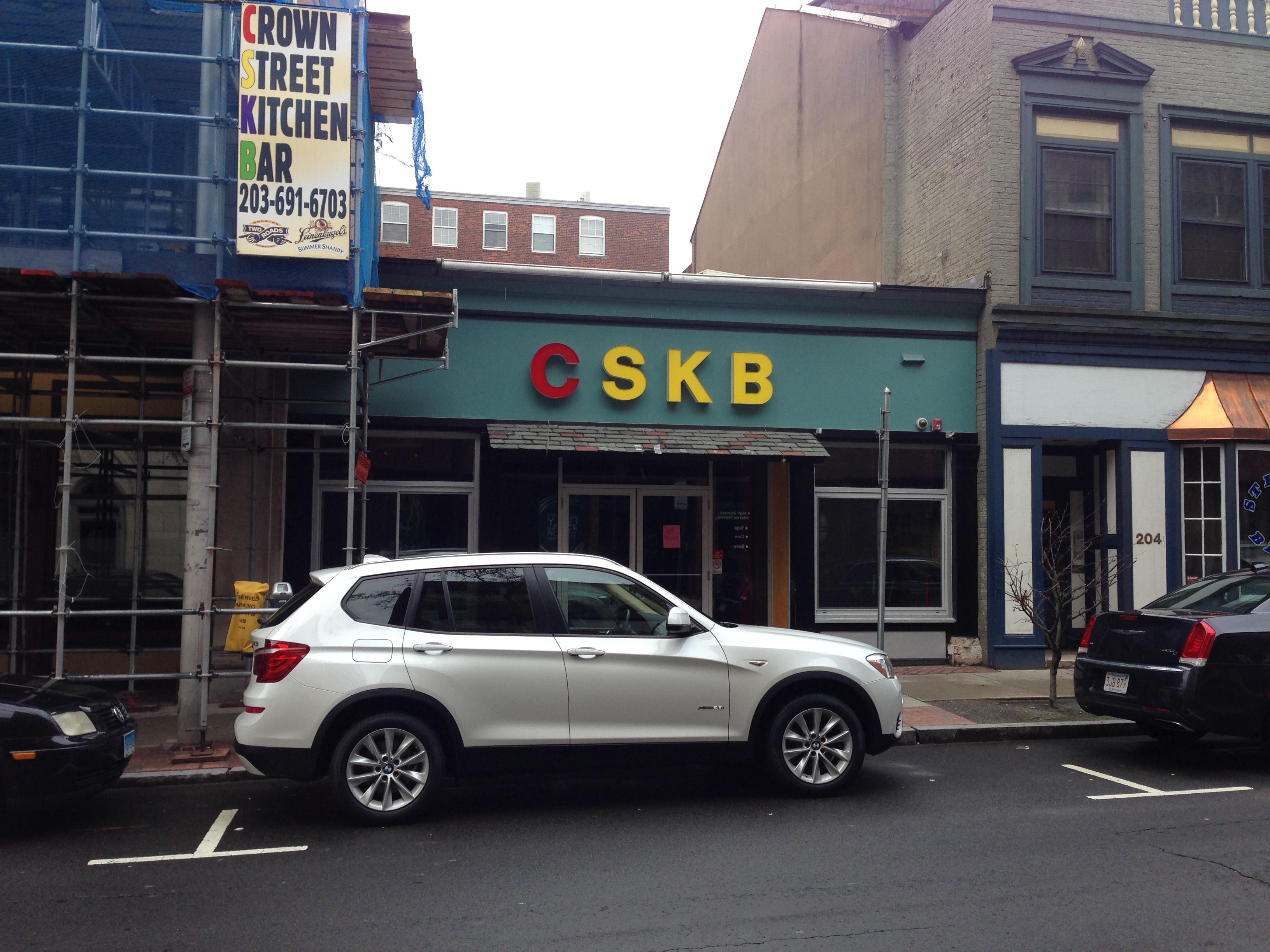 Restaurants On Crown Street New Haven