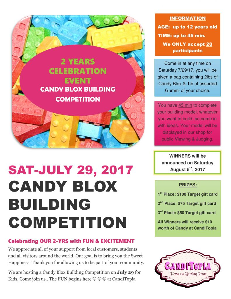 Candy-Blox-Building