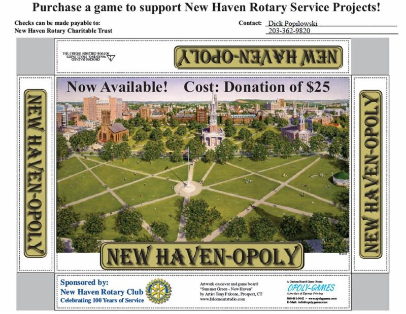 Robbins List - New Haven Events, Fundraisers & Deals - Get